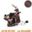 [SET A1A] ชุดเครื่องสักคอยล์สำหรับหัดสัก เครื่องสักลายครบชุด พร้อมอุปกรณ์สัก หมึกสัก สีสัก เข็มสัก (DragonHawk Beginner Tattoo Machine Set) thumbnail 2