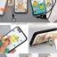 (พรีออเดอร์) เคส Huawei/Honor6 Plus-เคสนิ่มลายการ์ตูน พร้อมห่วงคล้องนิ้ว+สายคล้องคอ thumbnail 8