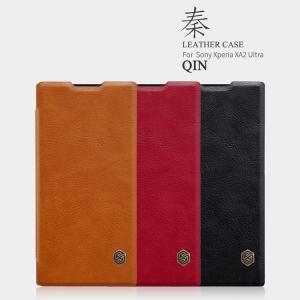 เคสมือถือ Sony Xperia XA2 Ultra รุ่น Qin Leather Case