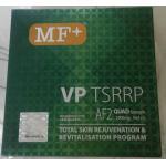 MF Plus VP TSRRP AF2 QUAD SRENGTH Total Skin Rejuvenation and Revitalization Program (Vegetal Placenta) Look And Feel Younger Now! 5ml x 5 Amps.1600mg.