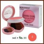 No.11 Resplendent Blusher Sivanna Colors