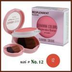 No.12 Resplendent Blusher Sivanna Colors
