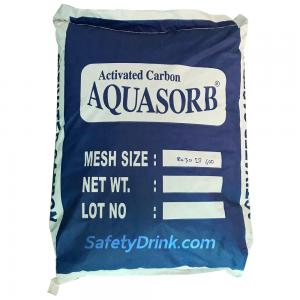 คาร์บอน Aquasorb ID600 (50ลิตร/กระสอบ)