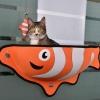 เปลแมวติดกระจก ปลานีโม