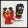 Mickey Mouse ชุดเซตหุ้มเกียร์ กระปุก และ หุ้มเบรคมือ มิกกี้เม้าส์ ตีกอล์ฟ Knob cover and Hand brake cover