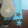 Punch เจาะกระดาษ 1.5นิ้ว(3.1cm) รูปดาว