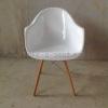 เก้าอี้ Eames DAW Chair - Fiberglass