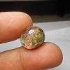 แก้วปวกสุวรรณสาม เขียว ชมพู ขาว น้ำใสสะอาด A+++ สวยงาม ขนาด 1.7*1.4cm
