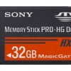 Sony Memory Stick Pro-HG Duo HX - 32GB