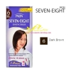 PAON SENEN-EIGHT ESSENCERICH 6 Dark Brown น้ำตาลเข้ม