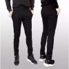 กางเกงสแลคขายาว Hopper Progress ผ้ายืด ทรงเข้ารูป (Skinny) สีดำ (รุ่น 2IfCXwm030)