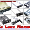 F238F [ขาย จำหน่าย ราคา] Dell 3.5 R/T-Series Hot Plug SAS/SATA Tray