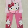 H&M : Set Kitty สีชมพู (งานป้ายผิด) Size : 2-3y