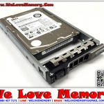 Dell 600GB 10K RPM 6G SFF SAS HDD, 0G11X0