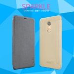 เคสมือถือ Xiaomi Redmi 5 (จอ 5.7 นิ้ว) รุ่น Sparkle Leather Case