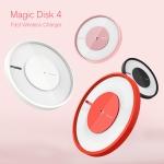 แท่นชาร์จไร้สาย Nillkin Magic Disk 4 Fast Wireless Charger