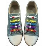 เชือกรองเท้าพลาสติกหลากสี 100 ชิ้น 50 บาท 50 ชิ้น 70 บาท 1 ชิ้น 80 บาท ส่งฟรีถึงบ้านค่ะ