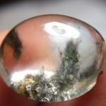 แก้วสามกษัตริย์ ปวก+ขนเหล็ก+เข้าแร่ ใสสวยงาม ขนาด1.8x1.4 cm ทำแหวน จี้
