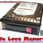 364622-001 HP 300GB 10K RPM HP FC-AL FIBER CHANNEL 3.5INC HOT-PLUG HDD