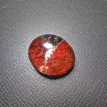 แก้วปวกแดง สีหายาก น้ำใสมาก A++ ขนาด 1.9x 1.6cm เหมาะทำแหวน ทำจี้