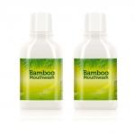 Bamboo-Mouthwash ชุด 2 ขวด