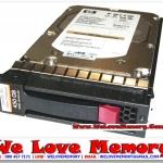 AG803B HP STORAGEWORKS EVA M6412A 450GB 15K RPM 4GBPS FC-AL FIBRE CHANNEL 3.5INC HOT-PLUG HDD