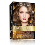 L'Oreal Excellence Fashion 6.13 Golden Nude Brown สีน้ำตาลอ่อนประกายหม่นเหลือบทอง สัมผัสเสน่ห์แห่งสีผมแฟชั่นสุดหรูจากปารีส