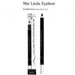 Mei Linda Quick Eyeliner Super Water Proof (อายไลเนอร์ดินสอ สูตรกันน้ำ)