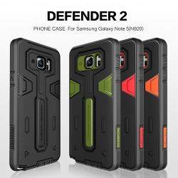 เคสมือถือ Samsung Galaxy Note 5 รุ่น Defender II Case