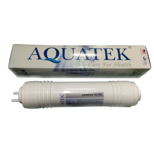 ไส้กรอง GAC-U แคบซูล 12 นิ้ว- Aquatek AM100