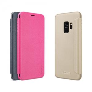 เคสมือถือ Samsung Galaxy S9 รุ่น Sparkle Leather Case