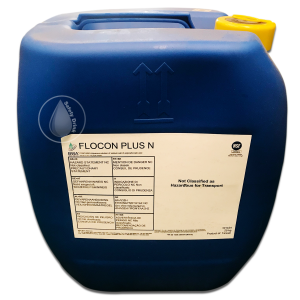 น้ำยา Antiscale for RO รุ่น Flocon Plus N