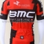 ชุดจักรยานแขนสั้นทีม BMC 15 (02) สีแดงดำ สั่งจอง (Pre-order) thumbnail 10