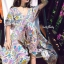 Maxi Dress ทรงสวยคอวีหน้า thumbnail 6