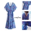 Maxi Dress ทรงสวยคอวีหน้า thumbnail 5