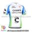 เสื้อจักรยานแขนสั้นทีม Cannondale 2015 สีขาวฟ้าเขียว สั่งจอง (Pre-order) thumbnail 1