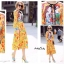 Dress แขนยาว คอกลม thumbnail 4