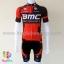 ชุดจักรยานแขนสั้นทีม BMC 15 (02) สีแดงดำ สั่งจอง (Pre-order) thumbnail 3