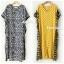 Maxi Dress คนท้องเหลือง thumbnail 2