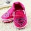 **Super girl** Pre walker shoe สีโรส thumbnail 1