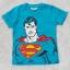H&M Superman สีฟ้า size : 4-6y / 8-10y thumbnail 1