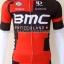 ชุดจักรยานแขนสั้นทีม BMC 15 (02) สีแดงดำ สั่งจอง (Pre-order) thumbnail 9