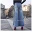 กางเกงยีนส์ ผ้าฟอก ทรงสวย thumbnail 5