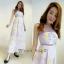 Pastel Cloudy Pony Maxi Dress thumbnail 1