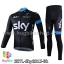 ชุดจักรยานแขนยาวทีม Sky 15 สีดำ สั่งจอง (Pre-order) thumbnail 1