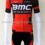 ชุดจักรยานแขนสั้นทีม BMC 15 (02) สีแดงดำ สั่งจอง (Pre-order) thumbnail 5