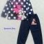 Baby Joe : ชุดนอนลายมินนี่เมาส์ สีกรม size 2T thumbnail 1