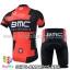 ชุดจักรยานแขนสั้นทีม BMC 15 (02) สีแดงดำ สั่งจอง (Pre-order) thumbnail 2