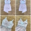 Dress สายเดียว เนื้อผ้าซีทรูปัก thumbnail 4
