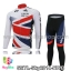 ชุดจักรยานแขนยาวทีม Sky 14 สีธงชาติอังกฤษ สั่งจอง (Pre-order) thumbnail 1